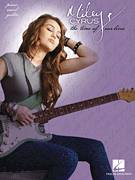 Cover icon of Kicking And Screaming sheet music for voice, piano or guitar by Miley Cyrus, Ashlee Simpson, John Shanks and Kara DioGuardi, intermediate skill level