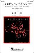 Cover icon of In Remembrance sheet music for choir (TTBB: tenor, bass) by John Leavitt and Mary Elizabeth Frye, intermediate skill level