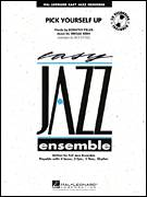Cover icon of Pick Yourself Up (COMPLETE) sheet music for jazz band by Jerome Kern, Dorothy Fields and Rick Stitzel, intermediate skill level