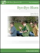 Cover icon of Bye-Bye Blues sheet music for piano solo (elementary) by Glenda Austin, beginner piano (elementary)