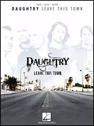 Cover icon of Learn My Lesson sheet music for voice, piano or guitar by Daughtry, Chris Daughtry, Chris Tompkins and Mitch Allan, intermediate skill level