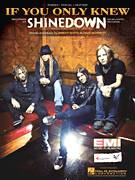 Cover icon of If You Only Knew sheet music for voice, piano or guitar by Shinedown, Brent Smith and Dave Bassett, intermediate skill level