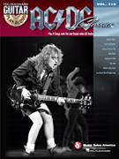 Cover icon of The Jack sheet music for guitar (tablature, play-along) by AC/DC, Angus Young, Malcolm Young and Ronnie Scott, intermediate skill level
