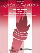 Cover icon of Light The Fire Within sheet music for voice, piano or guitar by LeAnn Rimes, David Foster and Linda Thompson, intermediate skill level
