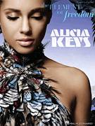 Cover icon of That's How Strong My Love Is sheet music for voice, piano or guitar by Alicia Keys, intermediate skill level