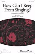 Cover icon of How Can I Keep From Singing? sheet music for choir (SSA: soprano, alto) by Becki Slagle Mayo and Miscellaneous, intermediate skill level