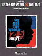 Cover icon of We Are The World 25 For Haiti sheet music for voice, piano or guitar by Artists For Haiti, Lionel Richie and Michael Jackson, intermediate skill level