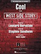 Cover icon of Cool (from West Side Story) (COMPLETE) sheet music for jazz band by Stephen Sondheim, Leonard Bernstein and Mark Taylor, intermediate skill level