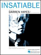 Cover icon of Insatiable sheet music for voice, piano or guitar by Darren Hayes and Walter Afanasieff, intermediate skill level