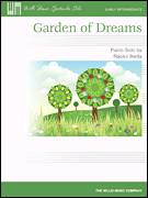 Cover icon of Garden Of Dreams sheet music for piano solo (elementary) by Naoko Ikeda, beginner piano (elementary)