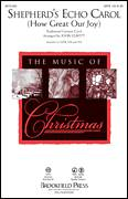 Cover icon of Shepherd's Echo Carol (How Great Our Joy) sheet music for choir (SSA: soprano, alto) by John Leavitt, intermediate skill level