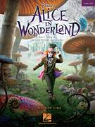 Cover icon of Alice Returns sheet music for piano solo by Danny Elfman and Alice In Wonderland (Movie), intermediate skill level