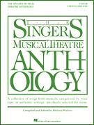 Cover icon of Love, I Hear sheet music for voice and piano by Stephen Sondheim, intermediate skill level
