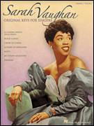 Cover icon of The Nearness Of You sheet music for voice and piano by Sarah Vaughan, Hoagy Carmichael and Ned Washington, intermediate skill level