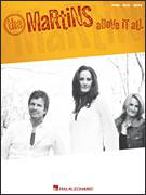 Cover icon of Sing Me Home sheet music for voice, piano or guitar by The Martins, Joel Lindsey and Joyce Martin McCollough, intermediate skill level
