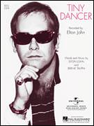 Cover icon of Tiny Dancer sheet music for voice, piano or guitar by Elton John and Bernie Taupin, intermediate skill level