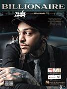 Cover icon of Billionaire sheet music for voice, piano or guitar by Travie McCoy featuring Bruno Mars, Travie McCoy, Ari Levine, Bruno Mars and Philip Lawrence, intermediate skill level