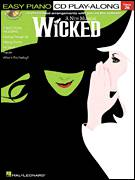 Cover icon of Defying Gravity (from Wicked) sheet music for piano solo by Stephen Schwartz, Miscellaneous and Wicked (Musical), easy skill level