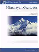 Cover icon of Himalayan Grandeur sheet music for piano solo (elementary) by Randall Hartsell, classical score, beginner piano (elementary)
