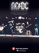 Cover icon of Rock And Roll Ain't Noise Pollution sheet music for guitar solo (easy tablature) by AC/DC, Angus Young, Brian Johnson and Malcolm Young, easy guitar (easy tablature)