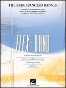 Cover icon of The Star Spangled Banner (COMPLETE) sheet music for concert band by John Stafford Smith, Francis Scott Key and Michael Sweeney, intermediate skill level