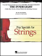 Cover icon of The Inner Light (Solo with Strings) (COMPLETE) sheet music for orchestra by Jay Chattaway and James Kazik, intermediate skill level