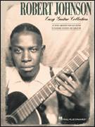 Cover icon of Traveling Riverside Blues sheet music for guitar solo (easy tablature) by Robert Johnson, easy guitar (easy tablature)