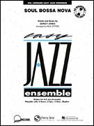 Cover icon of Soul Bossa Nova (COMPLETE) sheet music for jazz band by Quincy Jones and Rick Stitzel, intermediate skill level