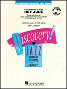 Hey Jude (COMPLETE) for jazz band - john lennon band sheet music