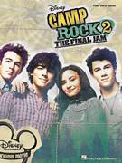 Cover icon of Can't Back Down sheet music for voice, piano or guitar by Demi Lovato, Camp Rock 2 (Movie), Antonina Armato, Thomas Sturges and Tim James, intermediate skill level