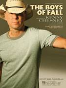 Cover icon of The Boys Of Fall sheet music for voice, piano or guitar by Kenny Chesney, Casey Beathard and Dave Turnbull, intermediate skill level