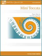 Cover icon of Mini Toccata sheet music for piano solo (elementary) by Eric Baumgartner, classical score, beginner piano (elementary)