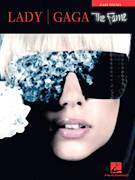 Cover icon of Poker Face sheet music for piano solo by Lady GaGa and RedOne, easy skill level