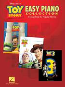 Cover icon of Strange Things (from Toy Story) sheet music for piano solo by Randy Newman and Toy Story (Movie), easy skill level