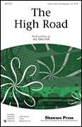 Cover icon of The High Road sheet music for choir (3-Part Mixed) by Jill Gallina, intermediate skill level