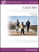 Cover icon of Catch Me! sheet music for piano solo (elementary) by Frank Levin, beginner piano (elementary)