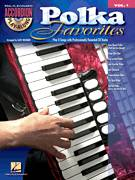 Cover icon of Tic-Tock Polka sheet music for accordion by Frankie Yankovic, G. Lama, R.J. Martino and S. Guski, intermediate skill level