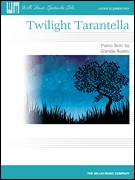 Cover icon of Twilight Tarantella sheet music for piano solo (elementary) by Glenda Austin, classical score, beginner piano (elementary)
