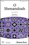 Cover icon of Shenandoah sheet music for choir (SATB: soprano, alto, tenor, bass) by Greg Gilpin and Miscellaneous, intermediate skill level