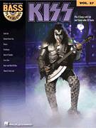 Cover icon of Deuce sheet music for bass (tablature) (bass guitar) by KISS and Gene Simmons, intermediate skill level