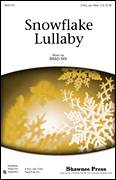 Cover icon of Snowflake Lullaby sheet music for choir (2-Part) by Brad Nix and Anonymous, intermediate duet
