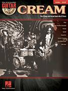 Cover icon of Spoonful sheet music for guitar (tablature, play-along) by Cream, Eric Clapton and Willie Dixon, intermediate skill level