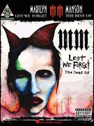 Cover icon of mOBSCENE sheet music for guitar (chords) by Marilyn Manson and John5, intermediate skill level