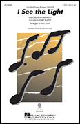 Cover icon of I See The Light (from Disney's Tangled) (arr. Mac Huff) sheet music for choir (SAB: soprano, alto, bass) by Alan Menken, David Slater and Mac Huff, intermediate skill level