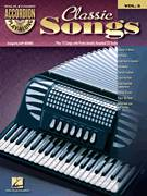 Cover icon of I Love You Truly sheet music for accordion by Carrie Jacobs Bond, wedding score, intermediate skill level