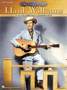 Cover icon of I'm So Lonesome I Could Cry sheet music for piano solo by Hank Williams and Elvis Presley, easy skill level