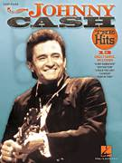 Cover icon of Get Rhythm sheet music for piano solo by Johnny Cash, easy skill level