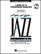 Cover icon of Land Of A Thousand Dances (COMPLETE) sheet music for jazz band by Rick Stitzel, Chris Kenner and Wilson Pickett, intermediate skill level