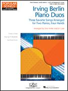 Cover icon of Cheek To Cheek sheet music for two pianos by Irving Berlin, intermediate duet