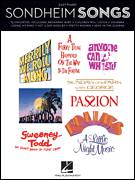 Cover icon of Sunday sheet music for piano solo by Stephen Sondheim and Sunday In The Park With George (Musical), easy skill level